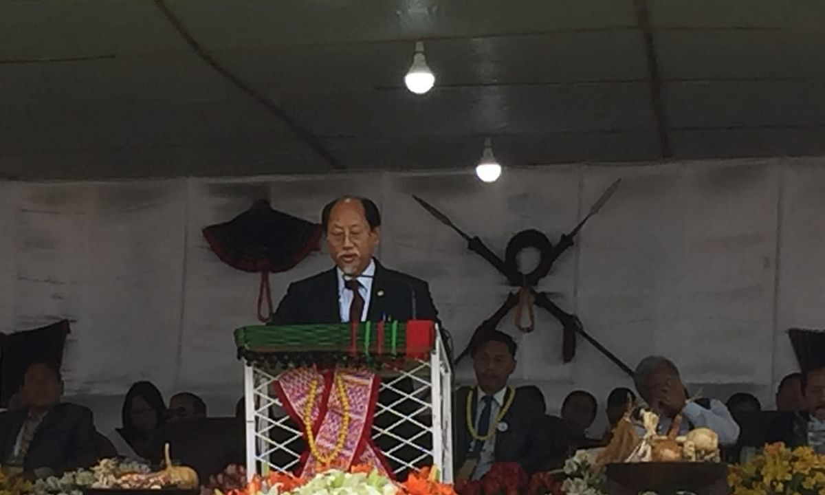 Historic moment, occasion of great joy for Nagas: Nagaland CM