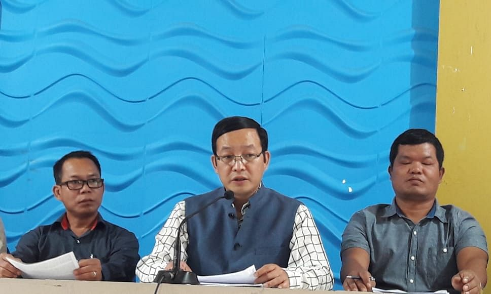 Mizoram: People suffering under BJP, says ZPM-Cong combine