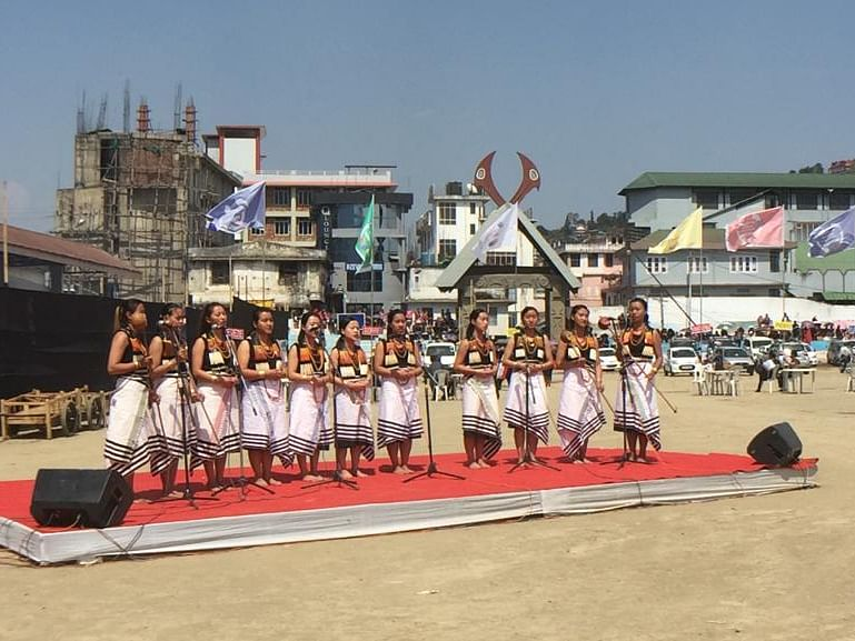 How the Angami Nagas celebrated the 'festival of purification'