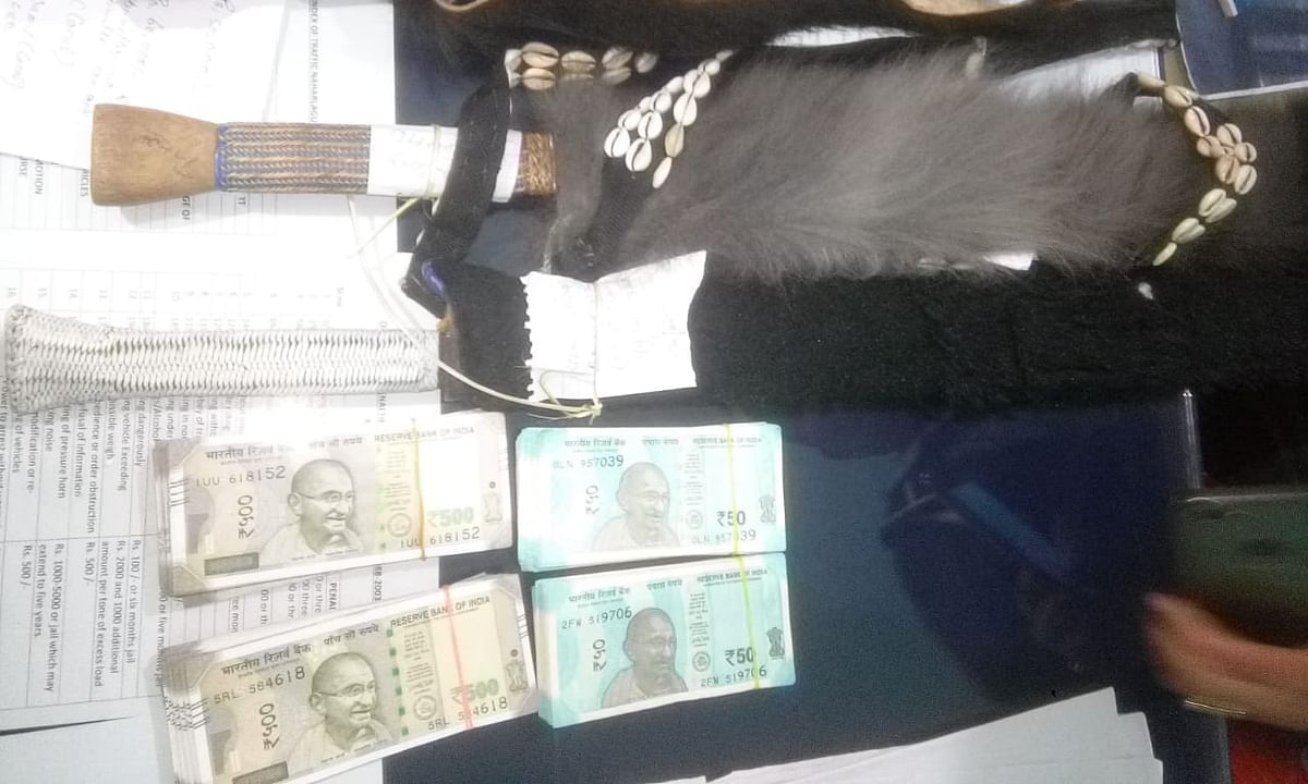 Model code of conduct violation: Arunachal cops seize Rs 15.6 lakh