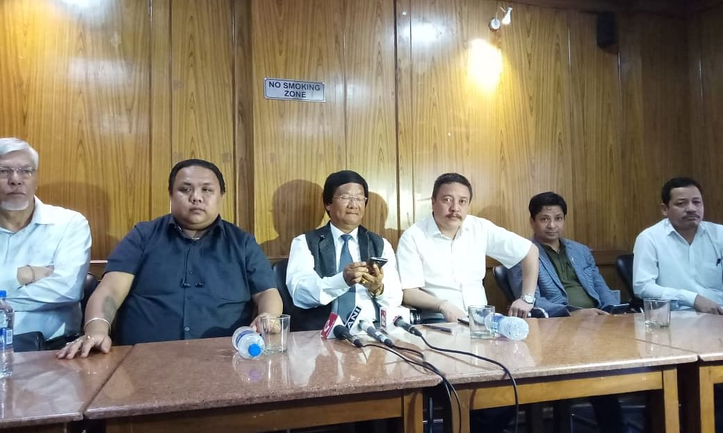 Alliance final, only announcement of candidates awaited: GNLF-GJM