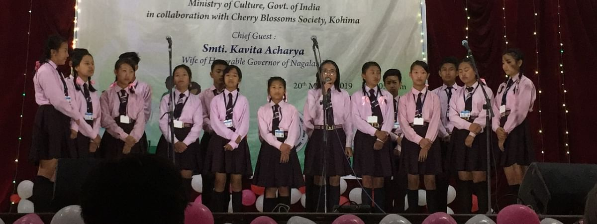 The 2nd Umang Festival was organised in Kohima on Wednesday.