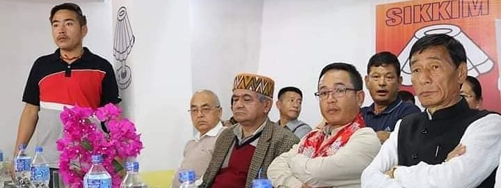 """SKM has urged  the voters to give a chance to them as they """"want to make a new Sikkim by bringing a system change in the State."""""""