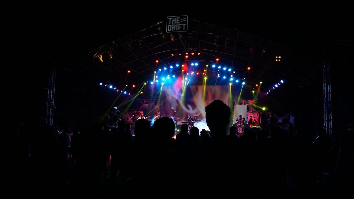 Guwahati witnesses dawn of a new era in music at 'The Drift' fest