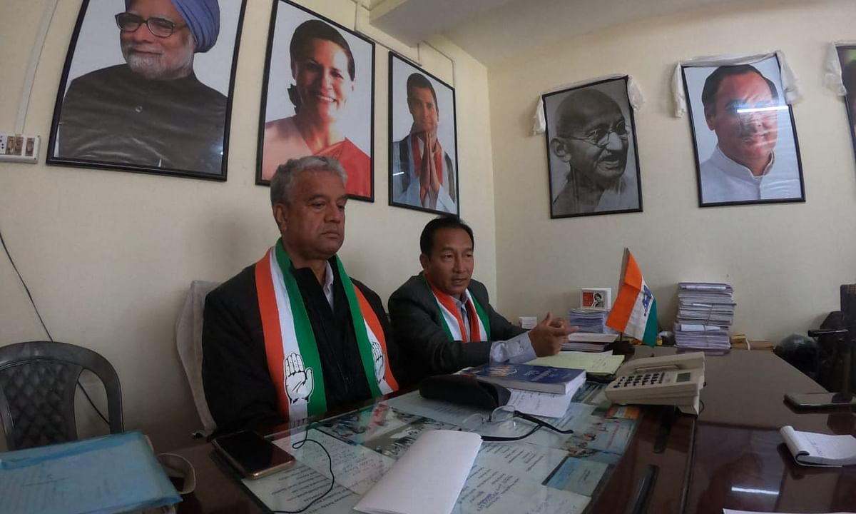 Sikkim assembly polls: Cong declares 2nd list, names 16 candidates