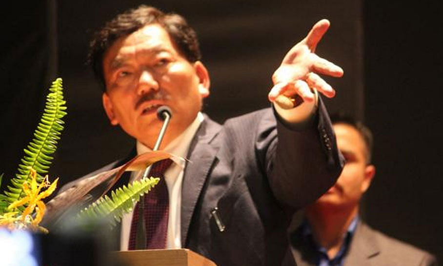 Sikkim: SKM to pursue corruption charges against ex-CM Chamling