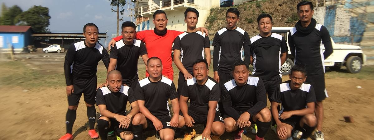 Morning Premier League team Kohima Raiders
