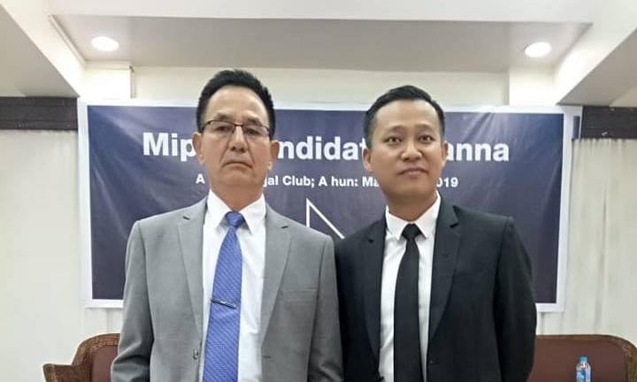 ZPM-Cong combine announces names of candidates for Mizoram polls