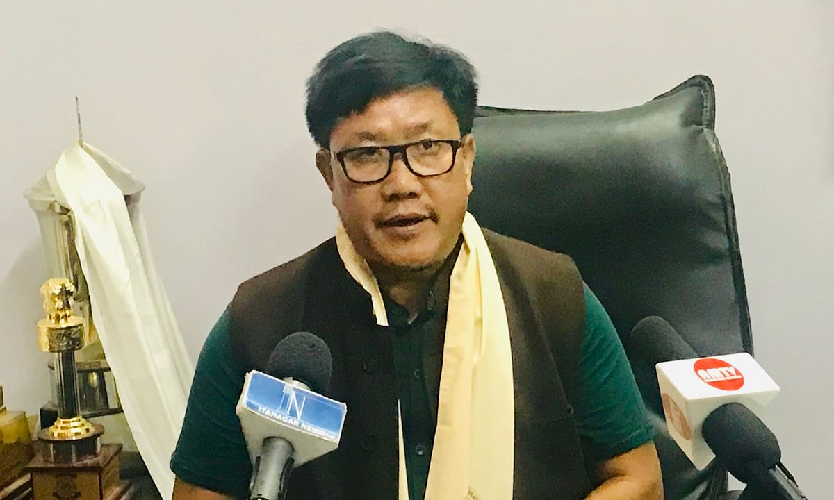 PRC stir: Abstain from bandhs, appeals Arunachal home minister