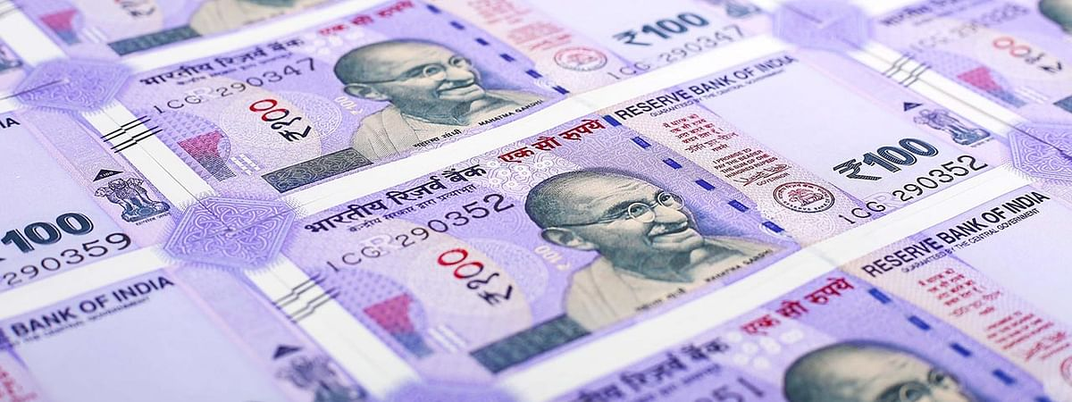 Representational image of Indian currency