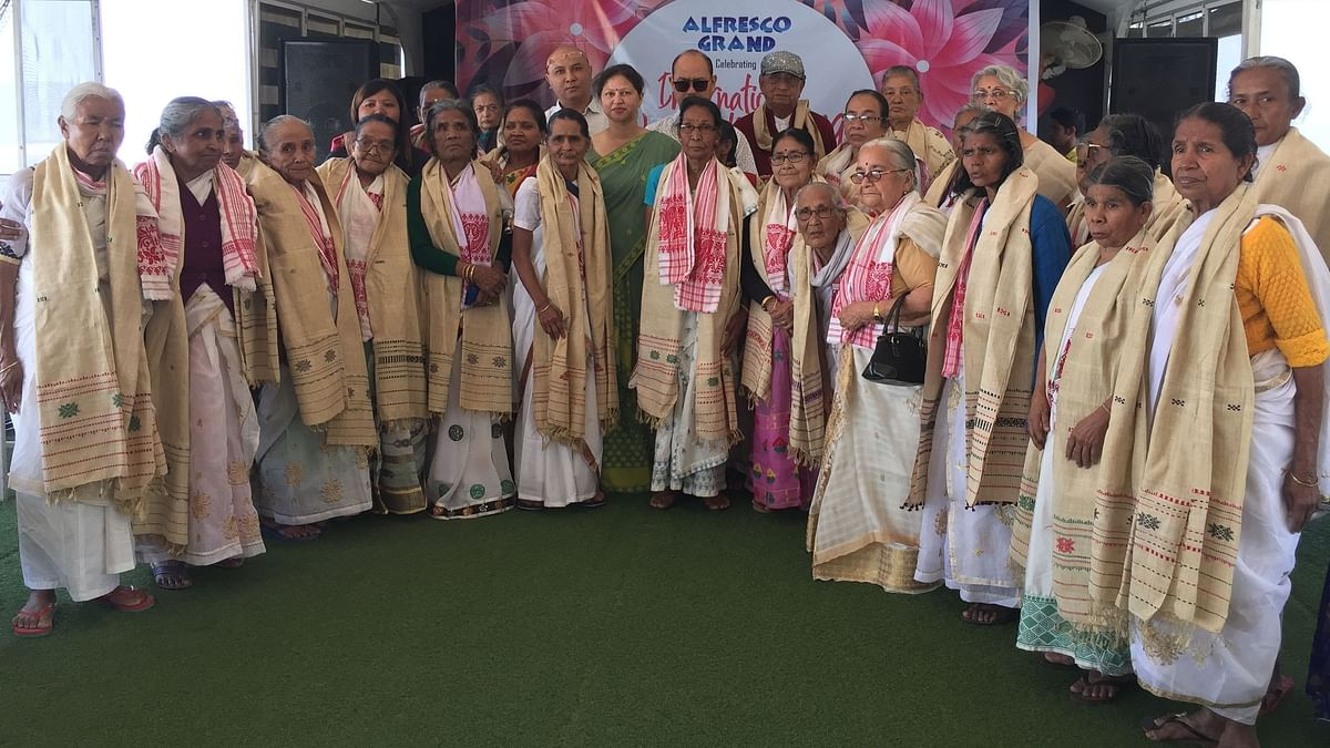 These Assam senior citizens rode a new wave of life on Women's Day