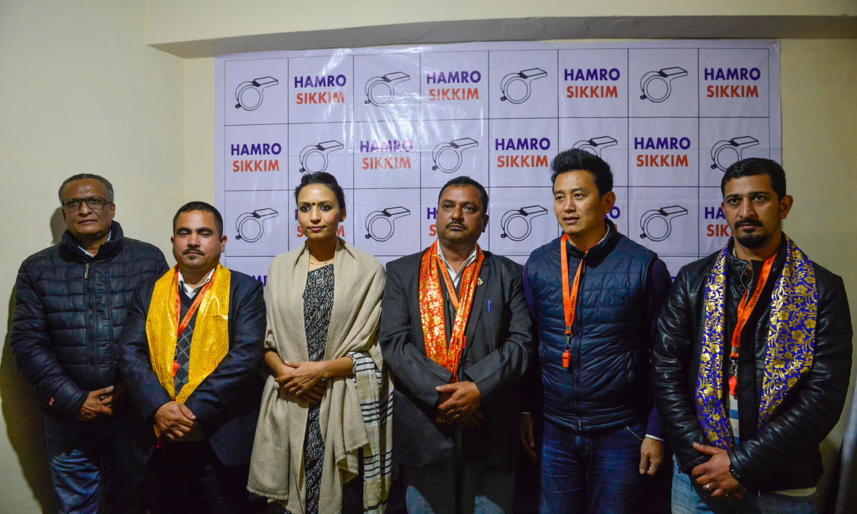 Sikkim politics a vicious cycle run by money: HSP president
