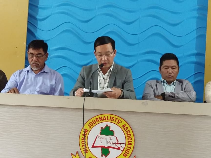 Mizoram: ZPM, Cong slam MNF over show-cause notice to candidate