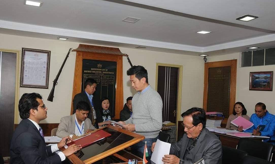 Sikkim: Bhaichung Bhutia to contest from Gangtok, Tumin-Lingee