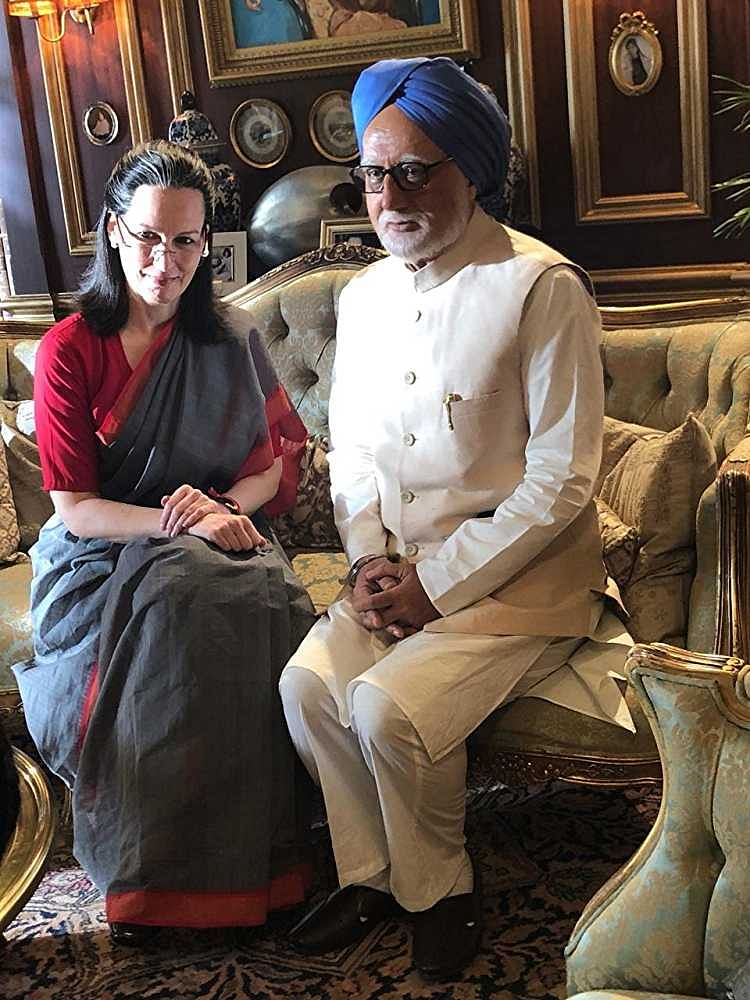 'The Accidental Prime Minister', based on the memoir of the same name by Sanjaya Baru, especially showcased how then Congress president Sonia Gandhi 'dictated' then PM Manmohan Singh, who on many accounts refused to budge