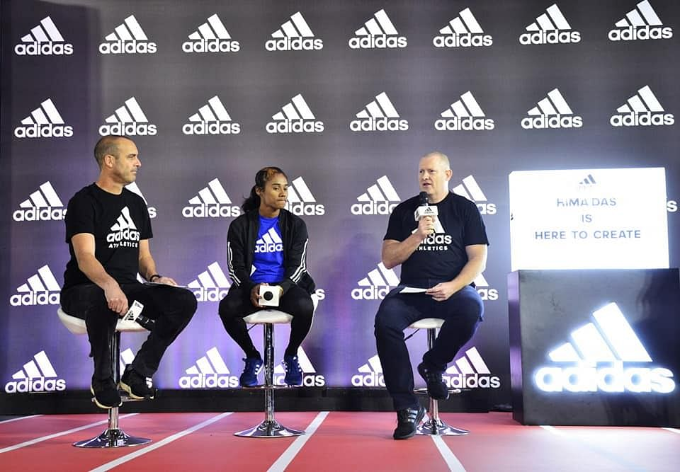 Companies like Adidas have signed professional agreement with sprinter Hima Das.