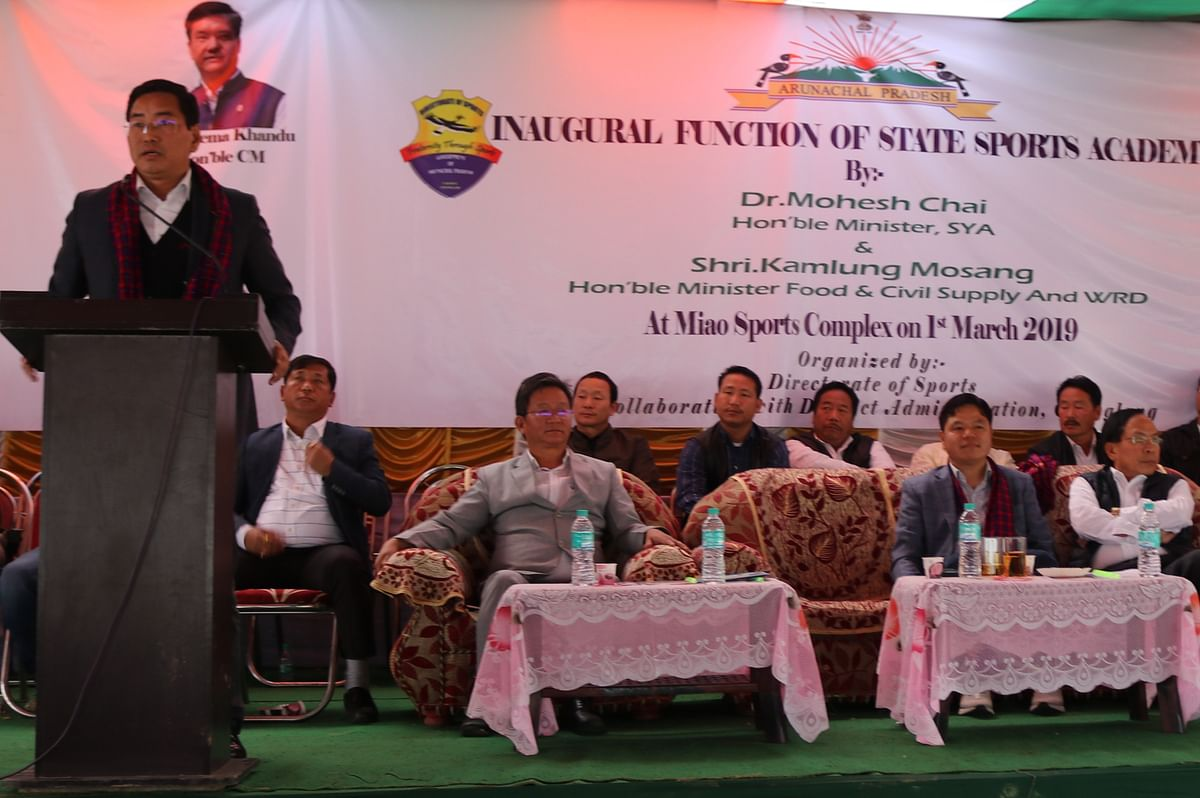 Mizoram sports minister Robert Romawia Royte hailed the decision as 'historic' and 'unprecedented'