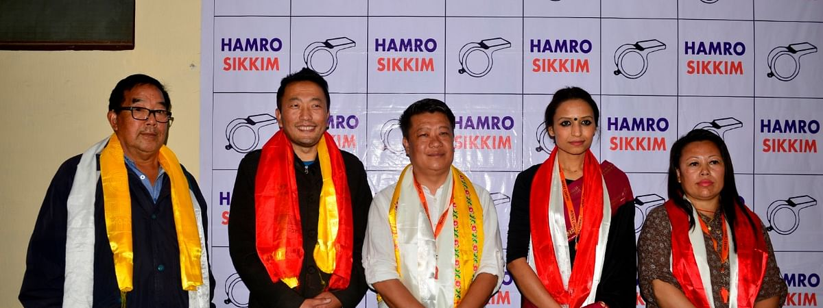 Hamro Sikkim Party had earlier declared to unveil the candidates in three phases, with the first phase being declared on Friday, the next phase will take place by Sunday.