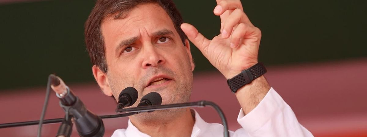 Congress president Rahul Gandhi is all set to visit Assam on Saturday