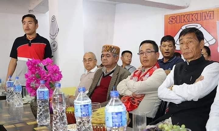 Sikkim: Oppn SKM parts ways with BJP, to go solo in upcoming polls