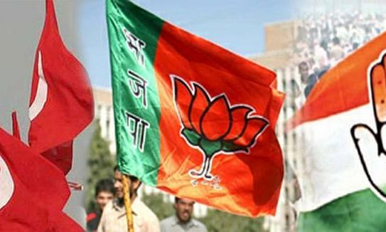 Exit polls forecast a clear majority for BJP-led NDA in LS polls
