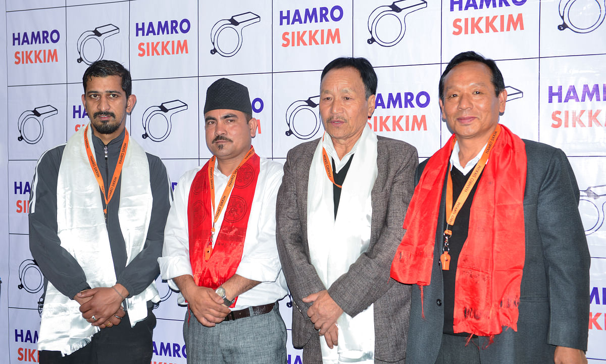 Sikkim: HSP declares 4 new candidates, including one against CM
