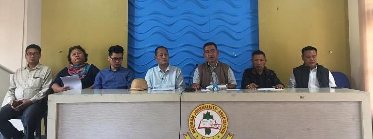 17 BJP leaders of Mizoram unit, including former state president Khawvelthanga Ralte and three ex-MLA candidates, quit the saffron party on Thursday