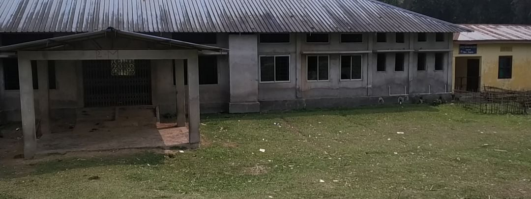Foundation stone for the 36-bed health centre at Tipam Fakial village in Dibrugarh was laid way back in 2006, completed in 2012, but has not been operational so far