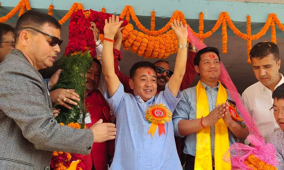 SKM will decide on Sikkim CM candidature unanimously: PS Golay