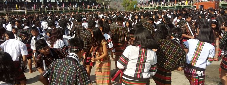 The two-day Chapchar Kut celebrations, which began on Thursday successfully concluded on Friday amidst cultural fervour and gaiety