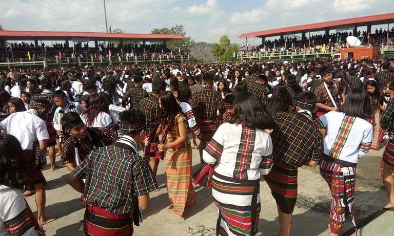 Mizoram CM calls for new beginning for unification of Mizo tribes
