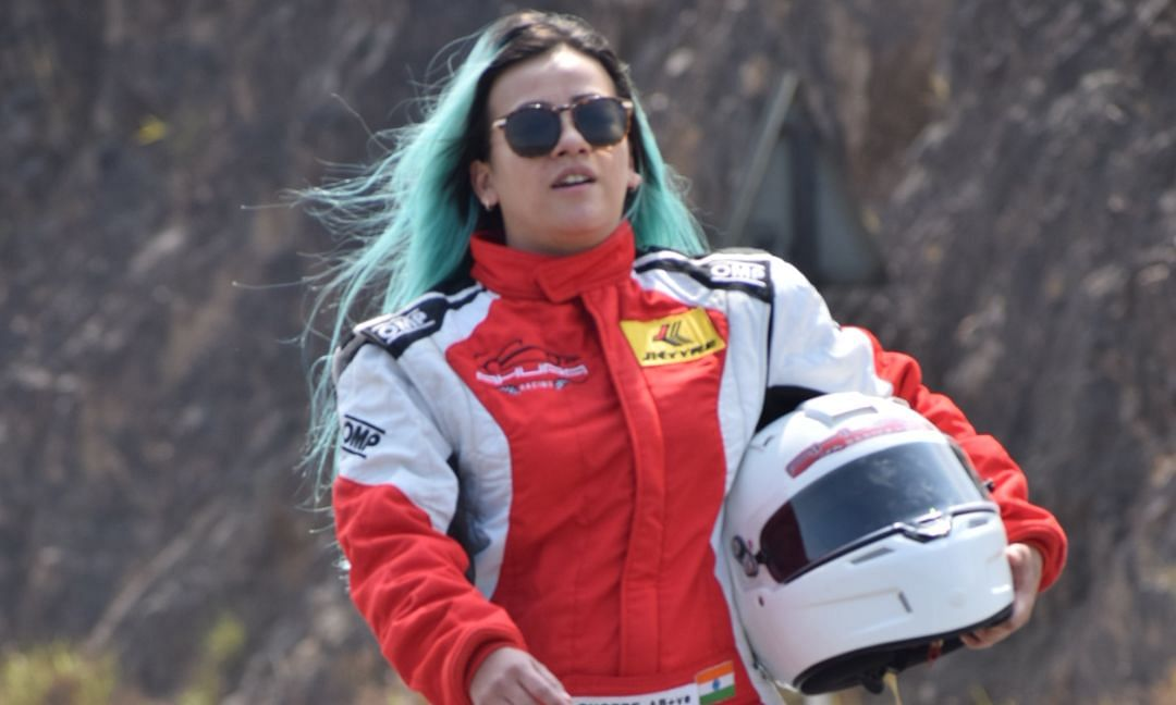 How this NE woman is breaking the glass ceiling in motorsports