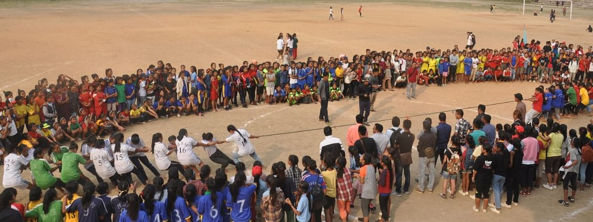 'Girls Child Olympic' saw a total participation of 230 contestants from 18 schools.