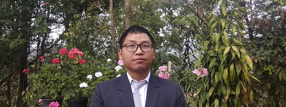 PRISM president Vanlalruata declared the party's Champhai district chief TBC Lalvenchhunga as contender for the upcoming Lok Sabha polls