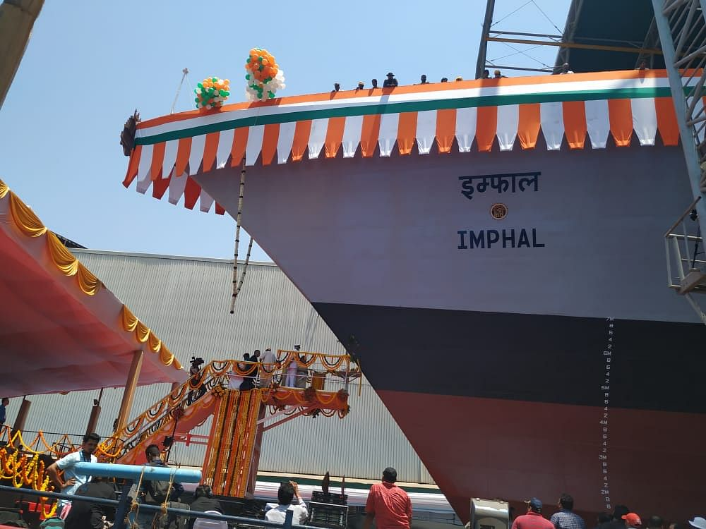 The 'Imphal' on sea that you didn't know of