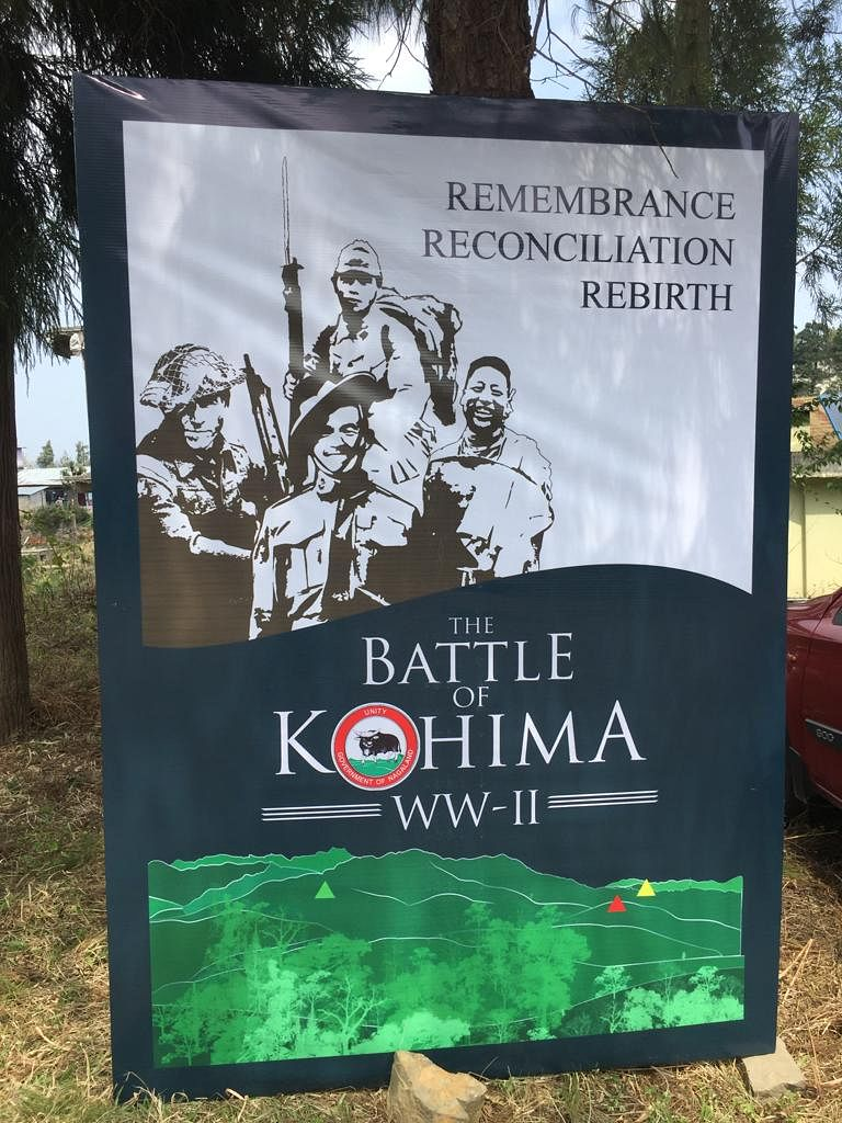75 years ago, Kohima, a 'little town' became a battleground for the world's 'two imperialist powers -- Britain and Japan'
