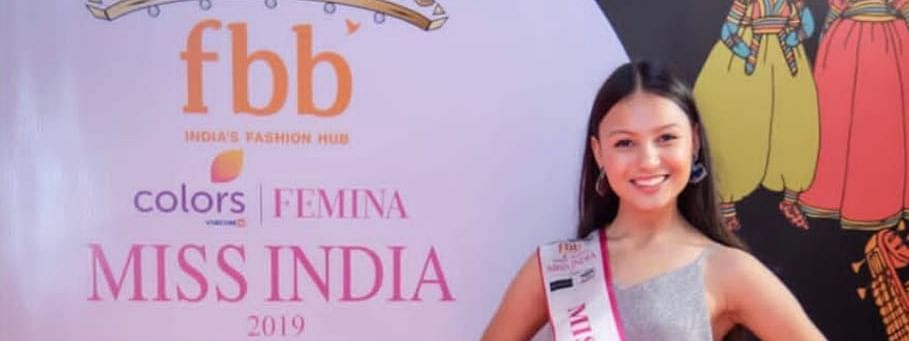 Sang Doma Tamang was crowned as the winner of Fbb Femina Miss India Sikkim 2019 in Guwahati on Sunday.