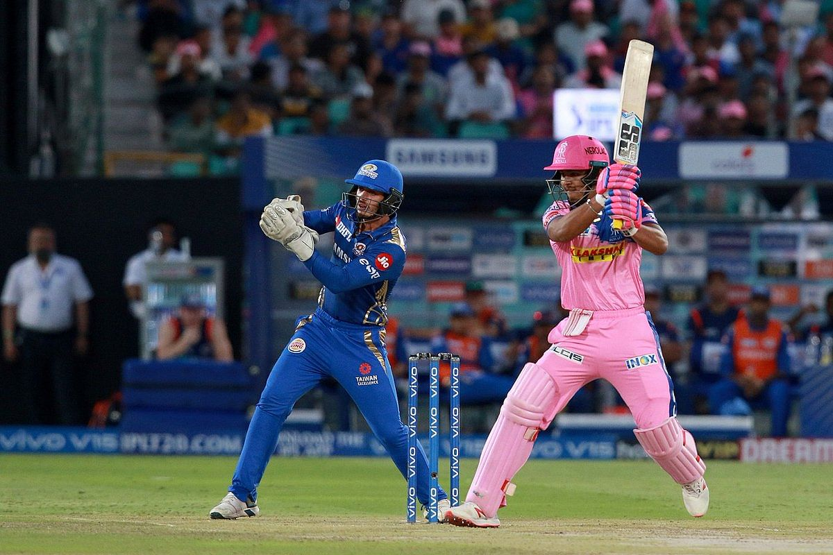 In May, Parag became the youngest cricketer to score 50 runs in IPL when he hit Trent Boult for a six in the 20th over of the match between Delhi Capitals and Rajasthan Royals played at Feroz Shah Kotla in New Delhi