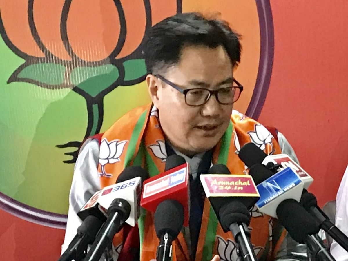 Centre won't bring any bill that harms people of NE: Rijiju on CAB