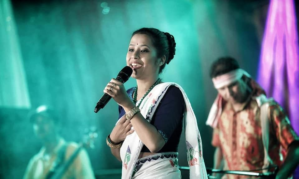 Assamese singer Subasana Dutta critically injured in road mishap