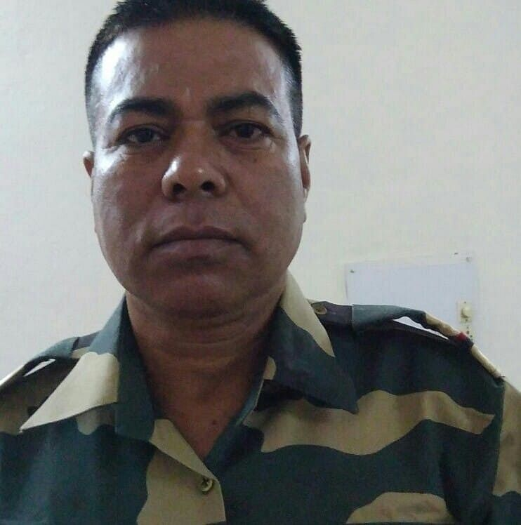 ASI Bipul Borah of 114th battalion of the BSF was martyred during a crossfire with Naxals in Kanker district of Chhattisgarh
