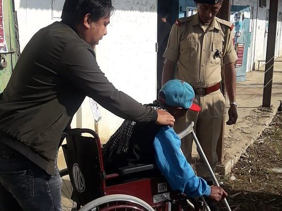 Not to be left behind, NE shows way for differently-abled voters