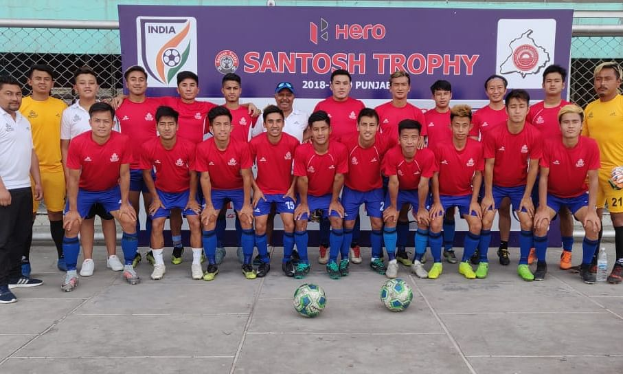 Sikkim team loses to Punjab, exits Santosh Trophy