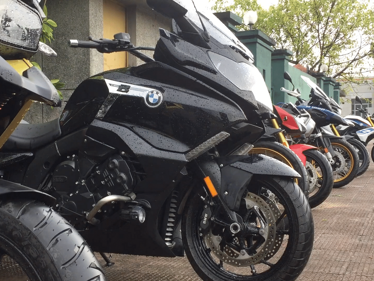 BMW bike outlet to be inaugurated in Guwahati by April end