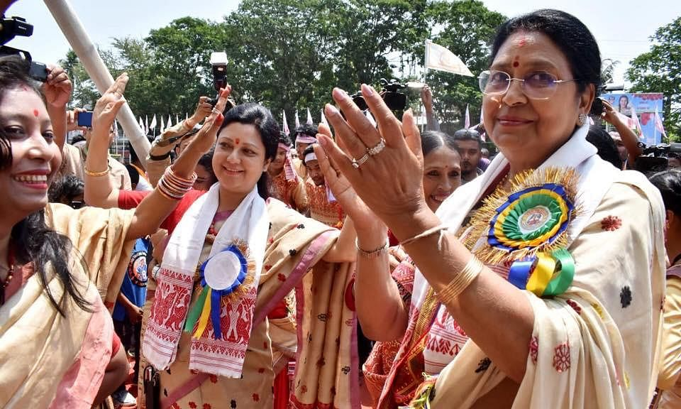 Assam: How Bihu brings together politicians for fun, festivities