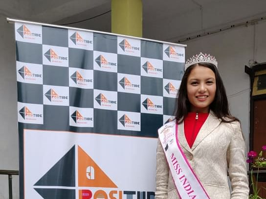 Miss India Sikkim 2019 confident of spot in top 5