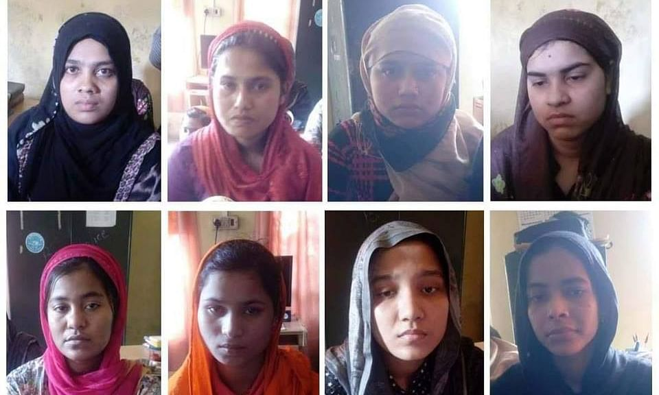 Mizoram: 23 Nepali girls rescued, 8 Rohingya women still detained