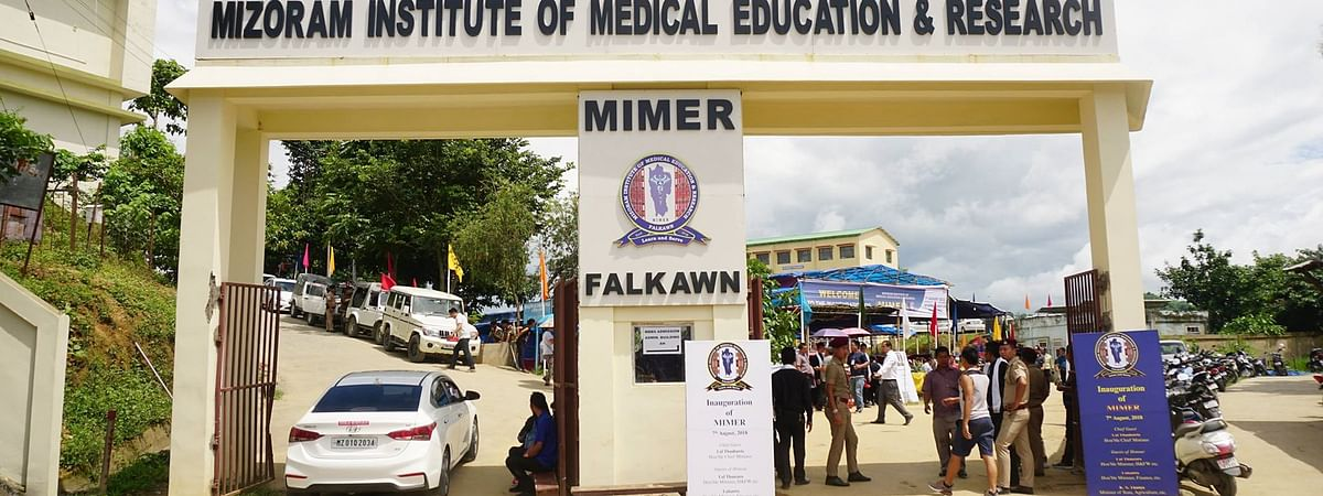 Mizoram Institute of Medical Education & Research (MIMER) has been renamed as Zoram Medical College