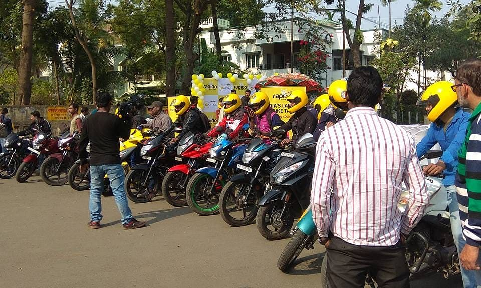 Voting in Guwahati? Use this bike taxi service for free rides