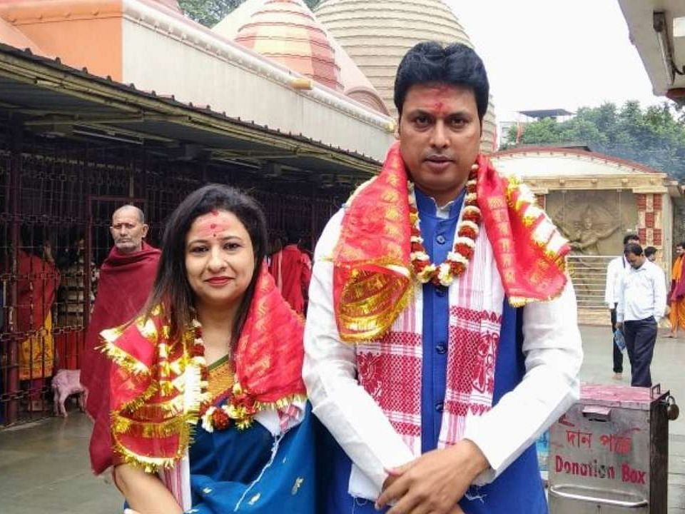 Tripura CM sees deep-rooted conspiracy behind campaign on divorce